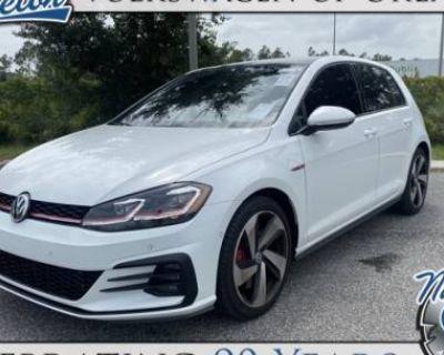 2020 Volkswagen Golf GTI Autobahn