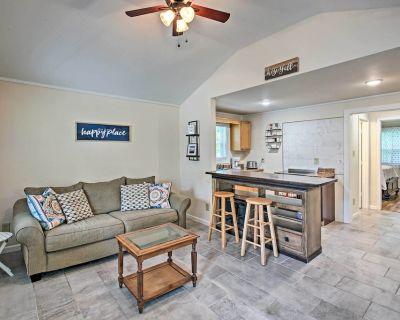 NEW! Hollywood Park Home < 3 Mi to Nat l Park! - Hot Springs