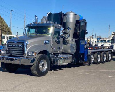 2020 MACK GRANITE 86FR Vacuum Trucks Heavy Duty