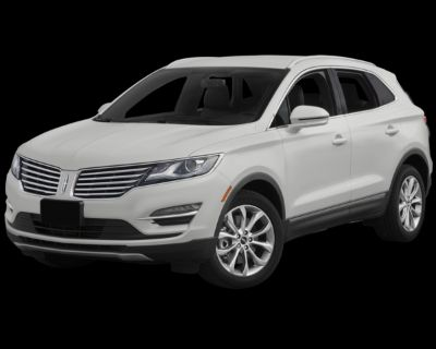 Pre-Owned 2015 Lincoln MKC AWD 4D Sport Utility