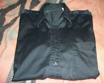 Men's L Perry Ellis Shirt