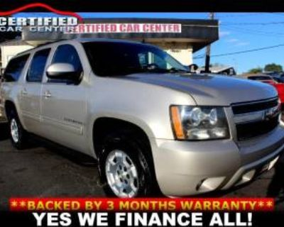2009 Chevrolet Suburban LT with 1LT 1500 4WD