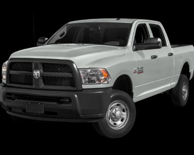 Pre-Owned 2018 Ram 2500 Tradesman 4WD 4D Crew Cab