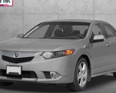 2011 Acura TSX Technology Package