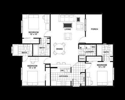 The London-$429- 3B/3B