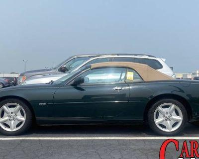 1999 Jaguar XK8 Standard