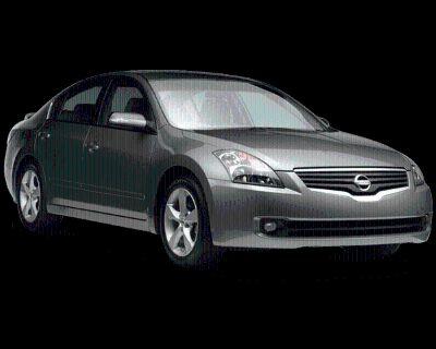 Pre-Owned 2009 Nissan Altima 2.5 S FWD 4D Sedan