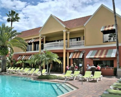 Beautiful Stay! Gorgeous 1BR Unit, Pool, Gym and Close to Attractions. - Kissimmee