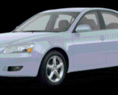 2007 Hyundai Sonata Limited