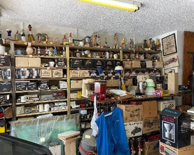 Collectables in Lake Worth Estate Sale