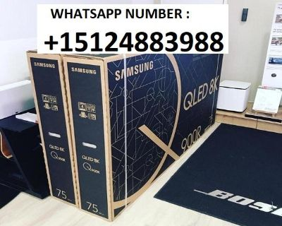 Best Price for Samsungs QLED Smart 8k UHD TV 55' 65' 75' 85 inch Q900R NEW with Warranty