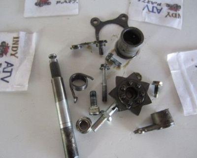 02 Honda Rancher 350 4x4 Shifting Parts