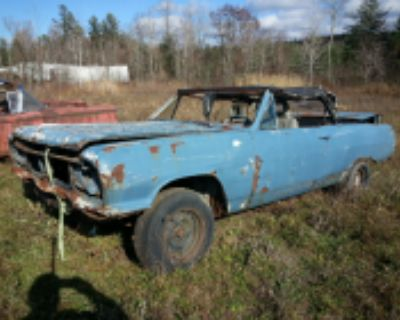 1964 Chevelle SS convertible project