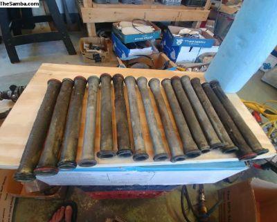 914 used push rod tubes (16)