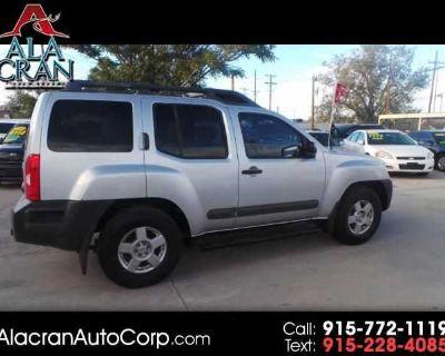 2005 Nissan Xterra for sale