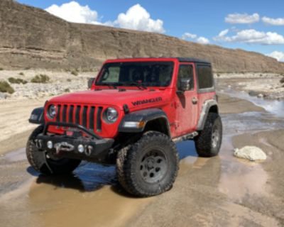 California - Anyone in the Los Angeles area selling their OEM JL Rubicon Fenders?