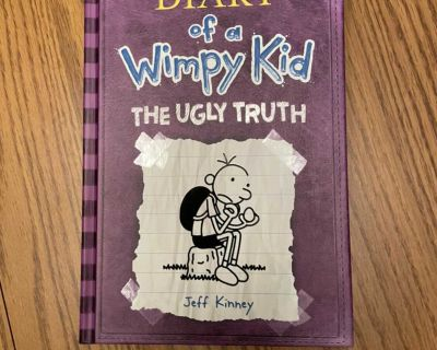 Diary of a Wimpy Kid - The Ugly Truth - hardcover