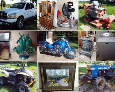 Pleasant Hill Missouri Estate Auction