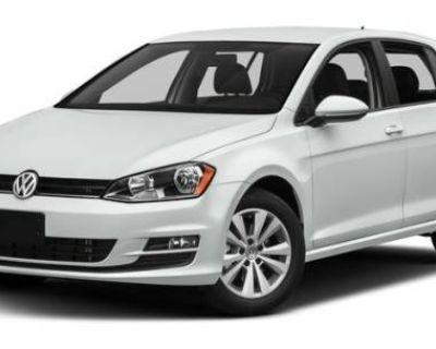 2016 Volkswagen Golf TSI SE