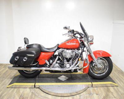 2004 Harley-Davidson FLHRS/FLHRSI Road King Custom Touring Wauconda, IL