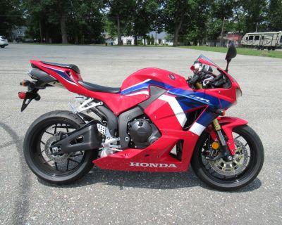 2021 Honda CBR600RR Supersport Springfield, MA