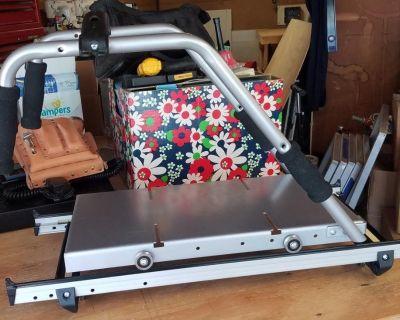 Machine Quilting Equipment
