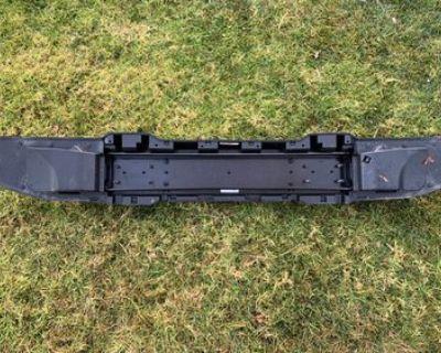 North Carolina - Rubicon plastic bumper