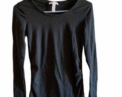 Grey ambiance maternity shirt