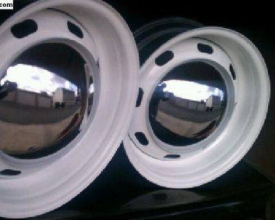 4 Lug Deep Dish Wide ORIGINAL Wheels