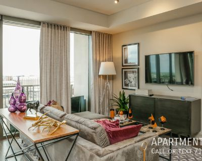 Modern and stylish apartment in Downtown Houston -4 weeks free