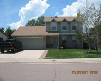 570 Jayton Dr #1, Security-Widefield, CO 80911 3 Bedroom Apartment