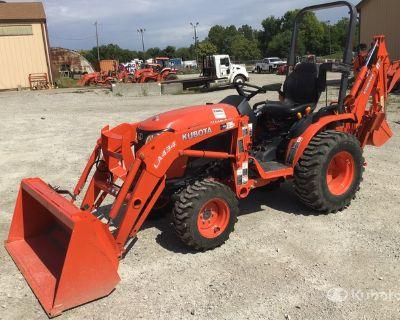 Kubota B2301HSD 4WD Tractor