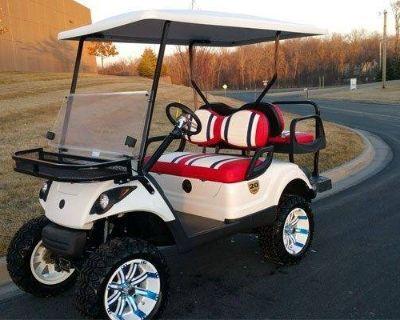 2013 Yamaha YDR Gas Powered Golf Carts Rogers, MN