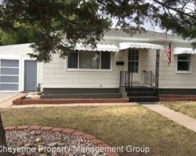 1868 Cherry Ct, Cheyenne, WY 82001 2 Bedroom House