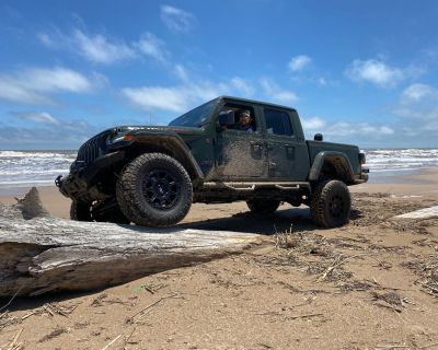 """2.5"""" Clayton Overland on Rubicon Diesel Review"""
