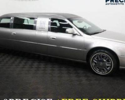 2006 Cadillac DTS Professional DTS Professional