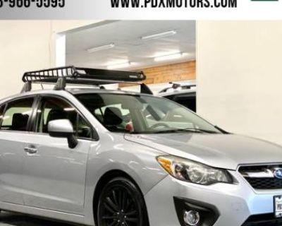 2012 Subaru Impreza 2.0i Limited