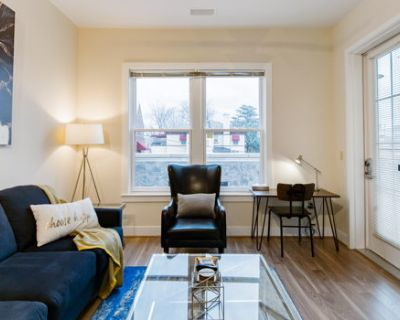 Comfy Old Town Alexandria Apartment with a Gym