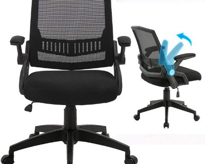 Anacci Office Chair with Ergonomic Back Support - New!