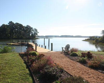 Chesapeake Bay Waterfront: Kayaks, Fire Pit, Wifi, Bikes, Dog-friendly - Foster