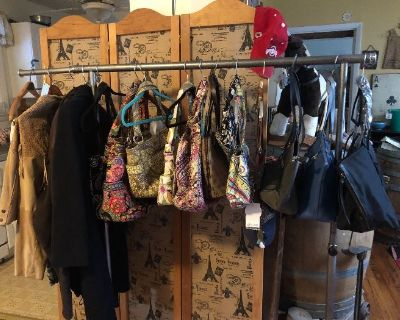 Huge Amount of Ladies Clothing, Shoes, Jewelry, Accessories