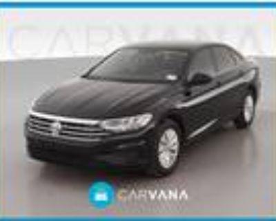 2020 Volkswagen Jetta Black, 342 miles
