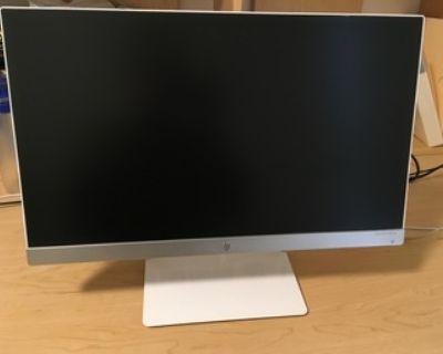 HP 21.5 inch IPS monitor
