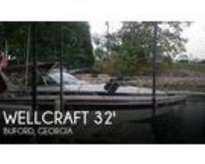 32 foot Wellcraft 32