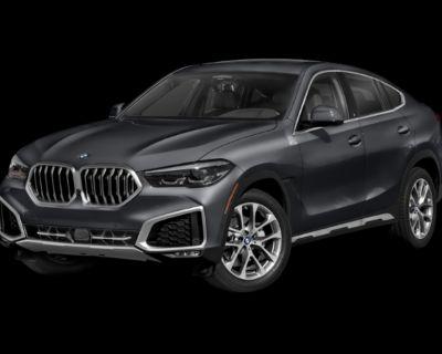 New 2022 BMW X6 M50i