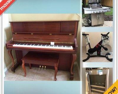 Houston Estate Sale Online Auction - Shadow Gate Lane