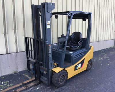 2014 CAT Lift Trucks EP4000