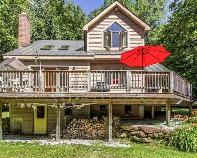 Dog-friendly home w/ game room, deck, & easy access to year round activities! - Vermont