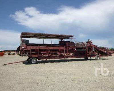 2000 SPUDNIK POTATO GRADER TABLE Harvesting Equipment