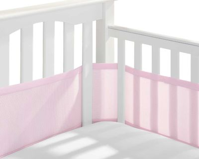 Looking for Breathable bumpers for crib. Where can I buy them?